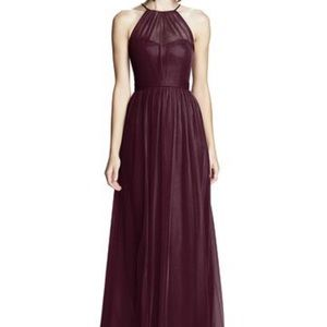 Amsale bridesmaids dress